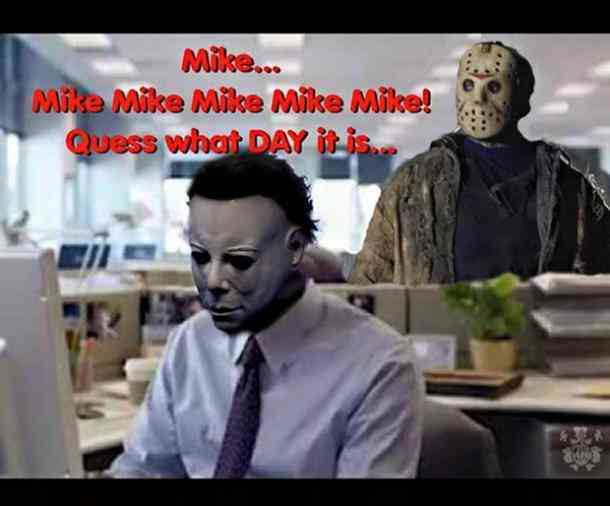 chucklesome friday the 13th memes