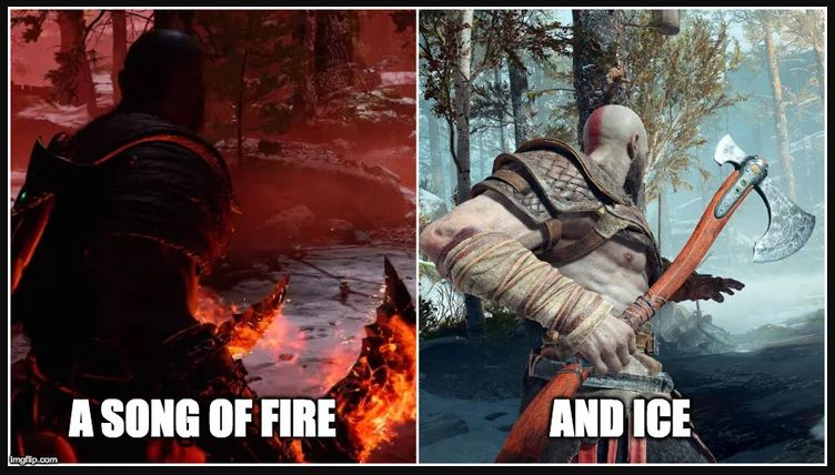 chucklesome god of war memes