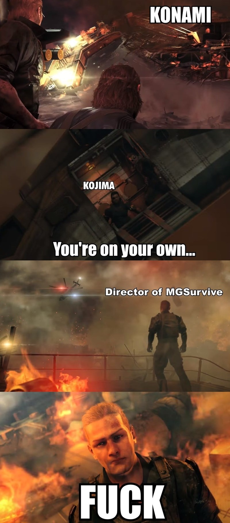 chucklesome metal gear memes