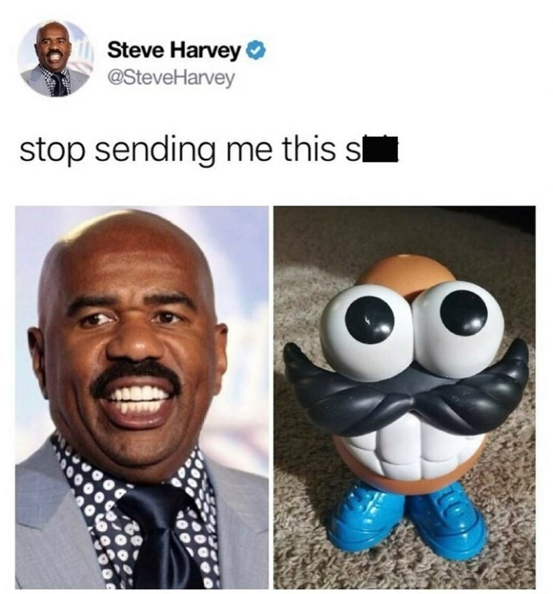 chucklesome steve harvey meme
