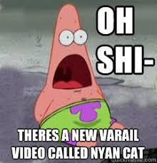comic Nyan Cat memes