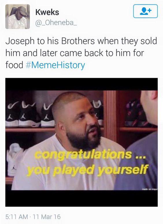 comic bible memes