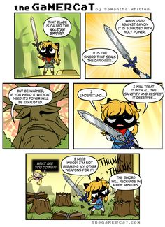 comic breath of the wild memes