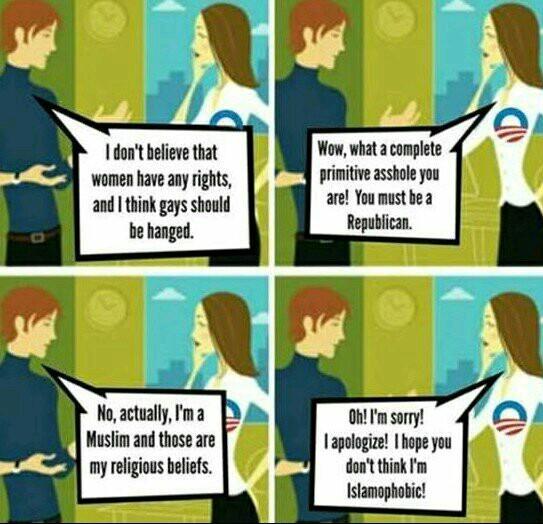 comic democrat memes
