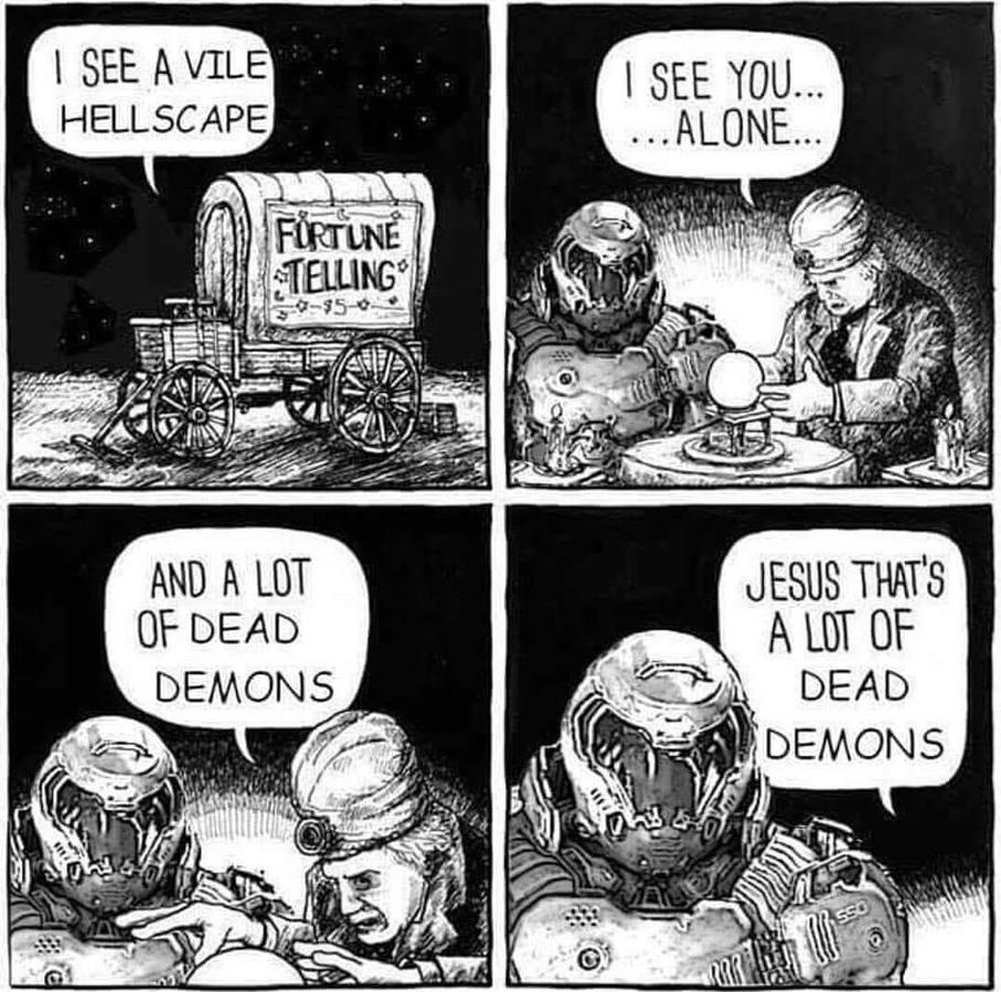 comic doom memes
