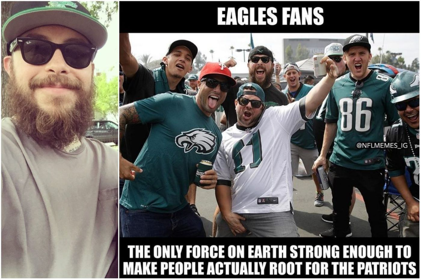 comic eagles memes