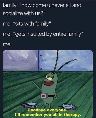 comic family memes