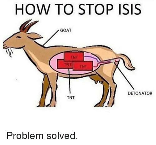 comic goat meme