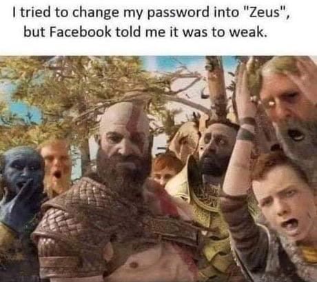 comic god of war memes