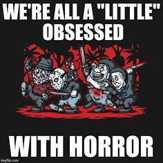 comic horror memes