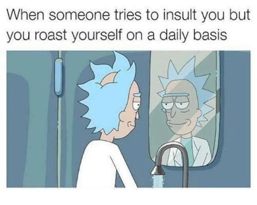 comic insult meme