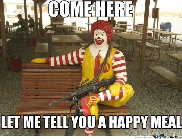 comic mcdonalds memes