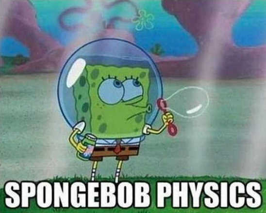 comic physics memes