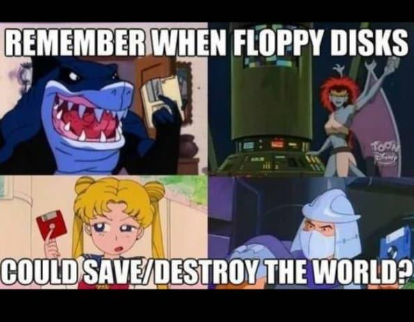 comical 90s memes