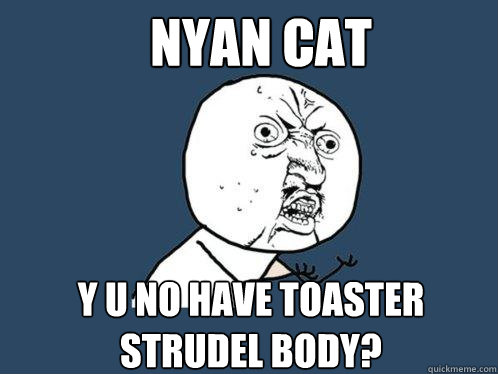 comical Nyan Cat memes