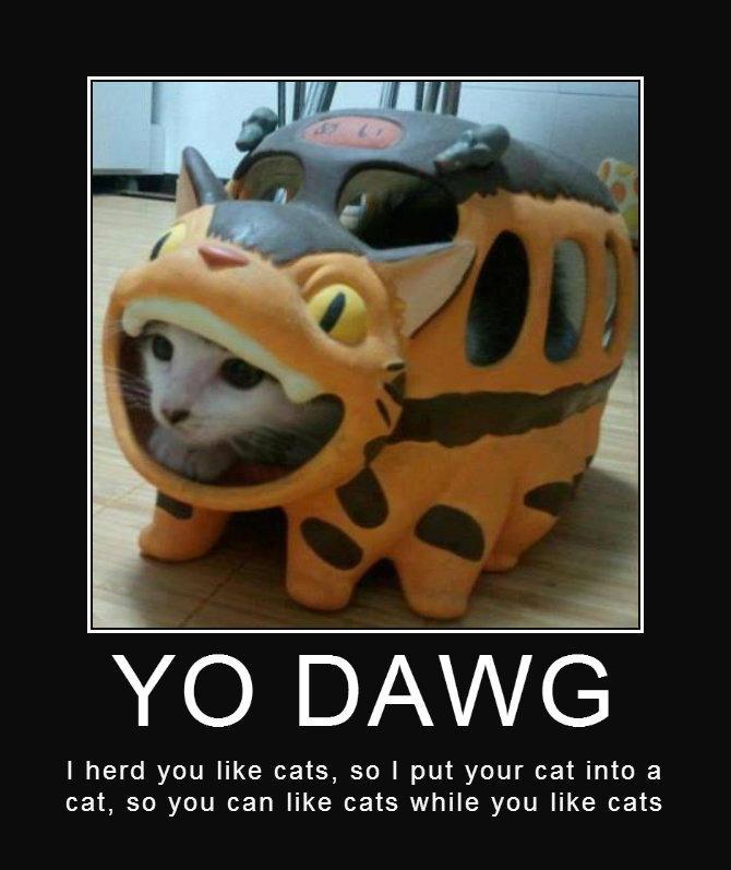 comical Xzibit Yo Dawg memes