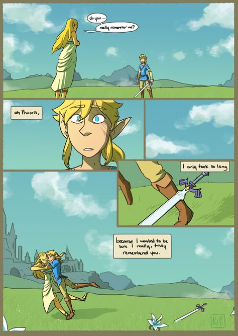 comical breath of the wild memes