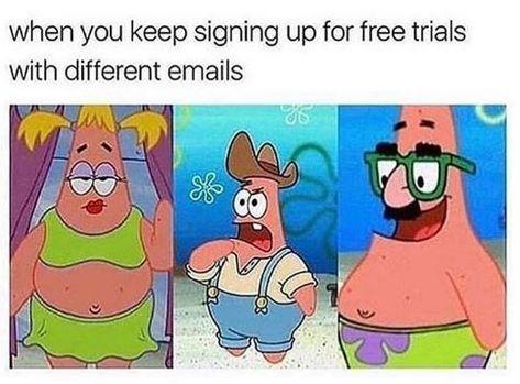 comical dank spongebob memes