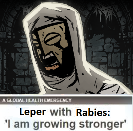 comical darkest dungeon memes