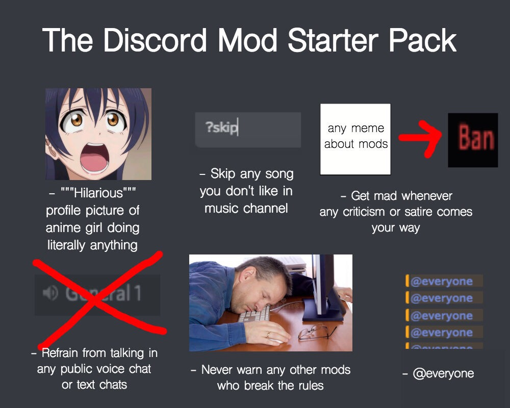 comical discord memes