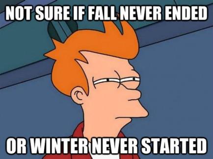 comical fall memes