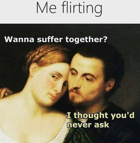 comical flirty memes