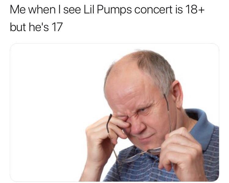 comical lil pump memes