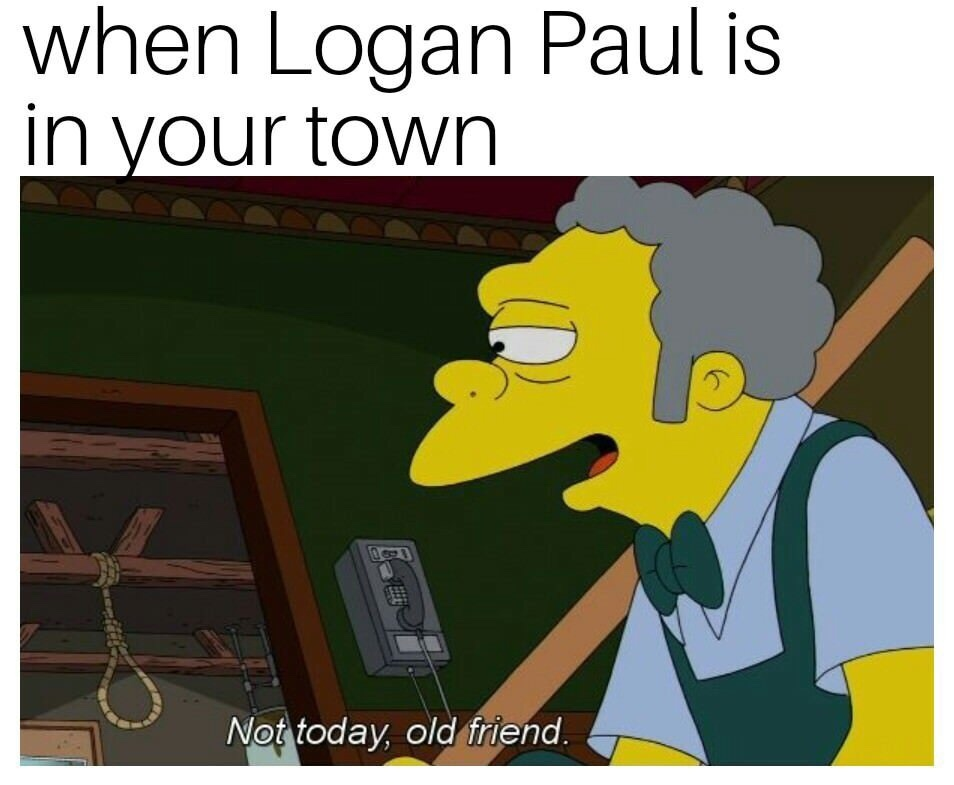 comical logan paul memes