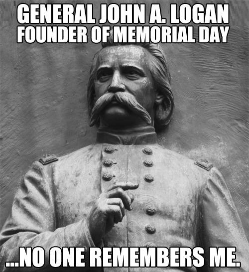 comical memorial day meme
