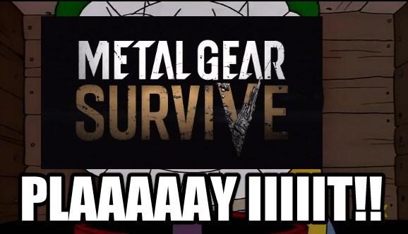 comical metal gear memes