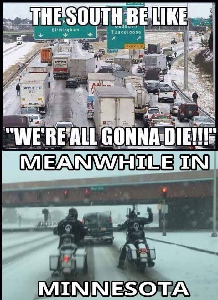 comical motorcycle memes