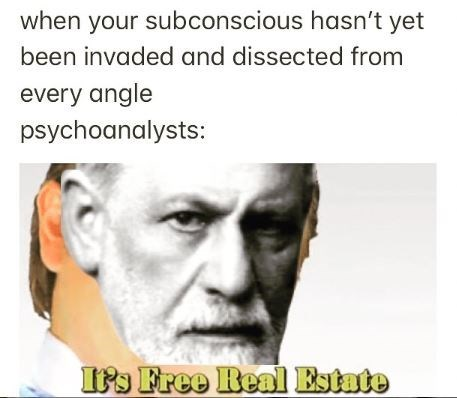comical psychology memes
