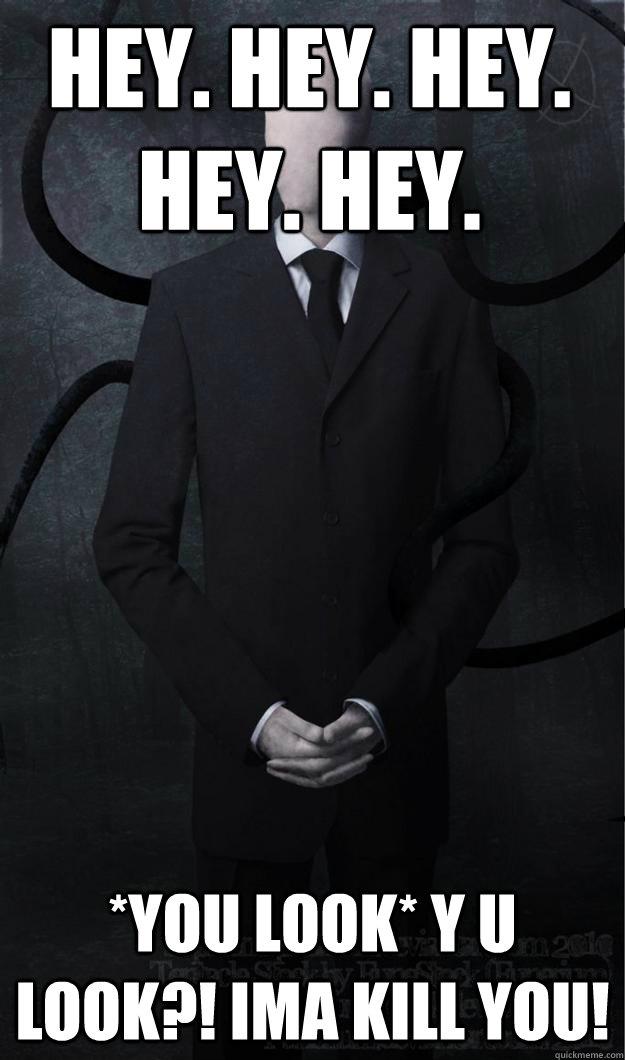 comical slenderman memes