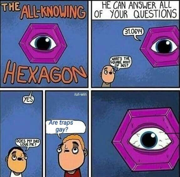 comical trap memes