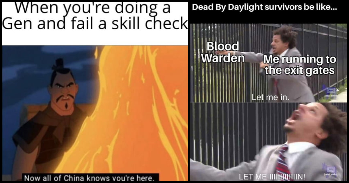 85 Dead By Daylight Memes About The Asymmetrical