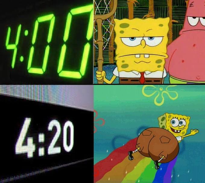 droll, 420 memes