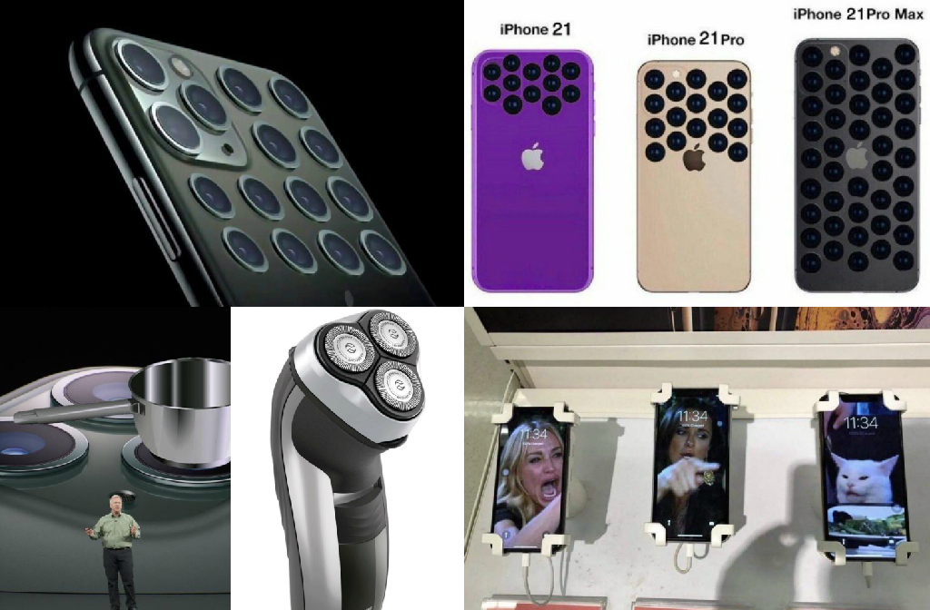 droll, Iphone 11 memes