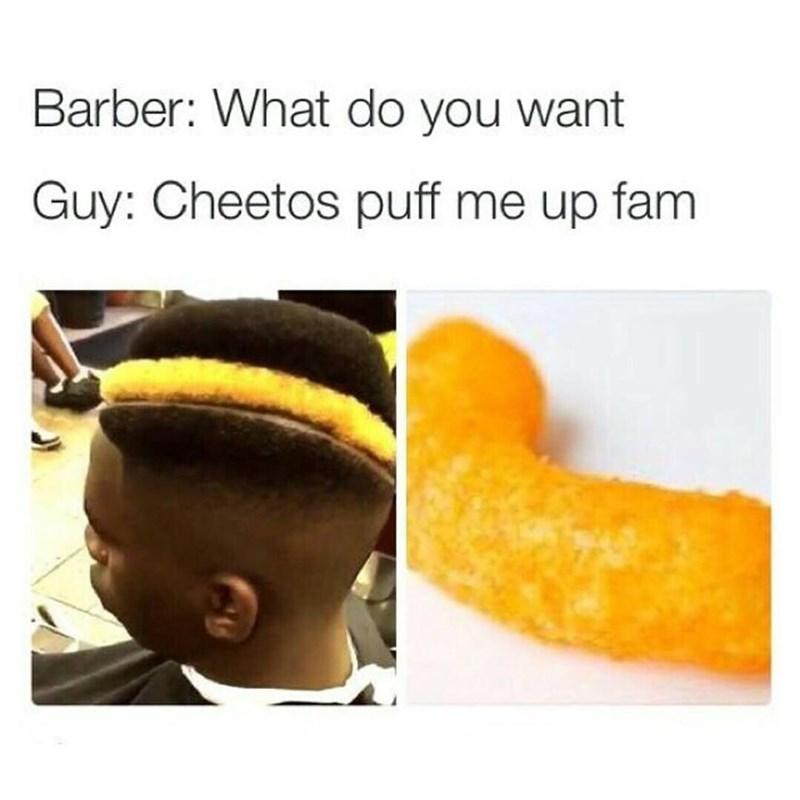droll barber memes