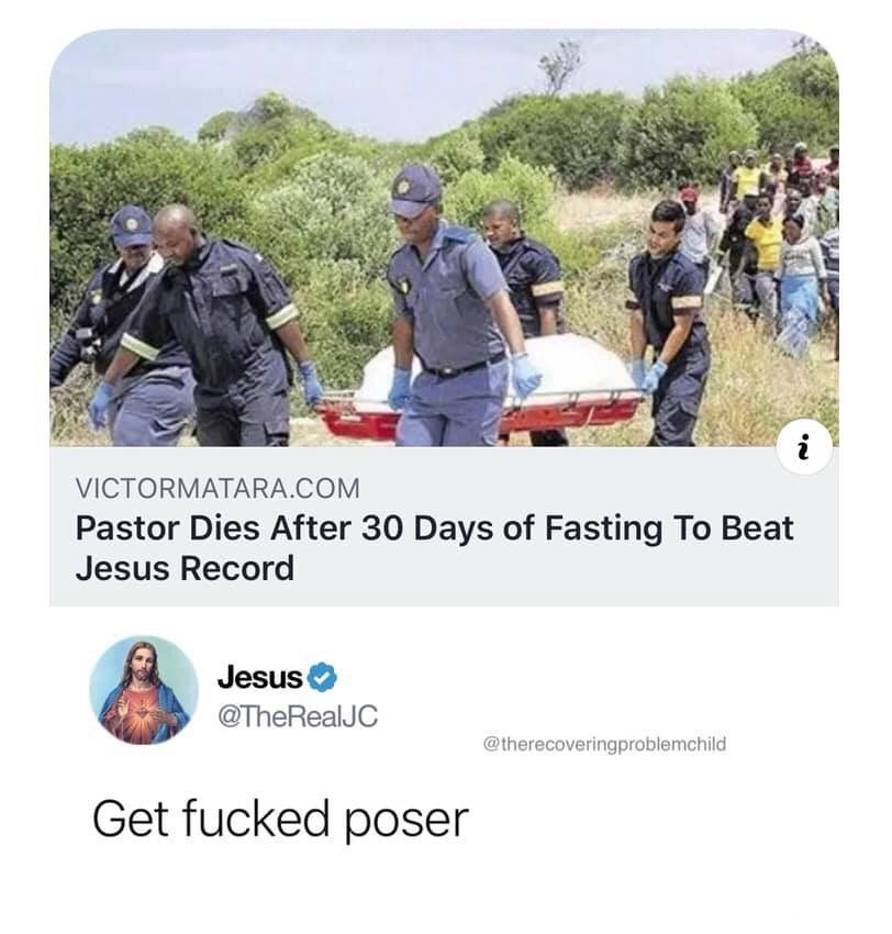 droll jesus meme