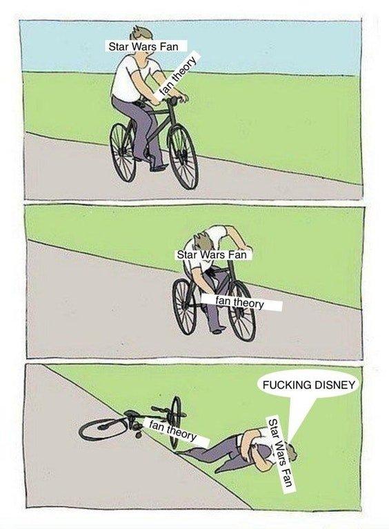 droll last jedi memes