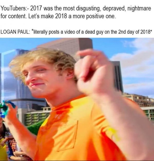 droll logan paul memes