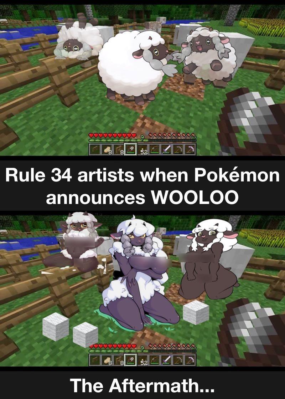 droll, rule 34 memes
