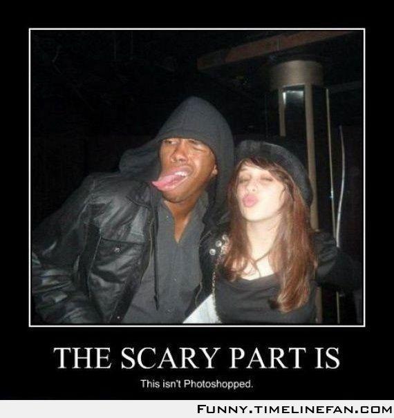 droll scary memes