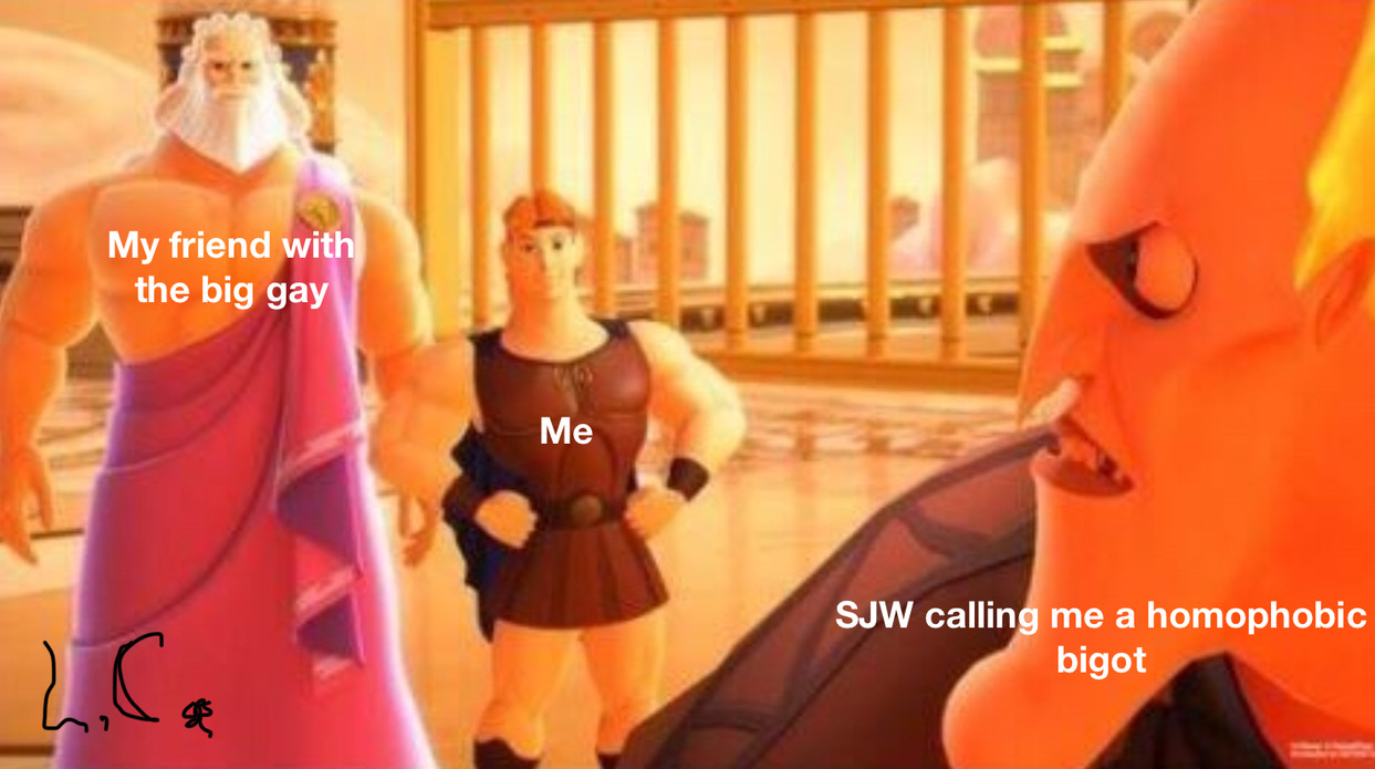 droll, sjw meme