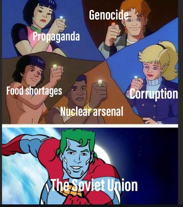 droll soviet memes