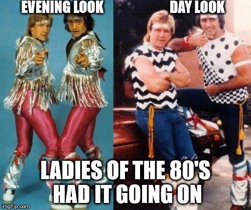 entertaining 80s memes