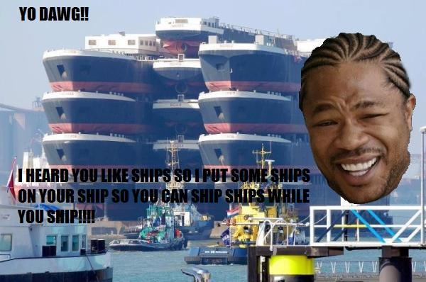 entertaining Xzibit Yo Dawg memes