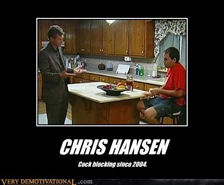 entertaining chris hansen memes