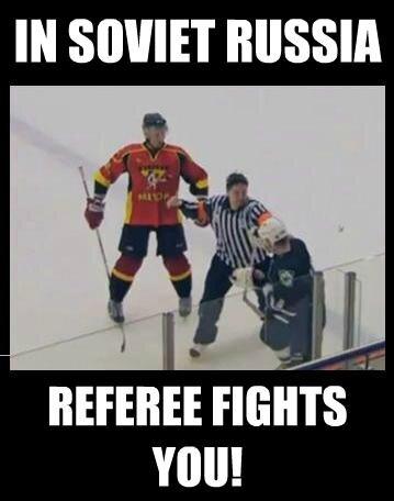 entertaining hockey memes