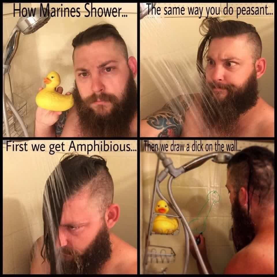 entertaining marine memes